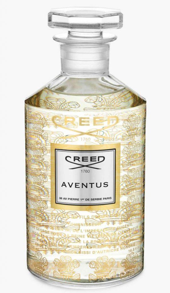 Creed Aventus Clone: 1 Liter bottle