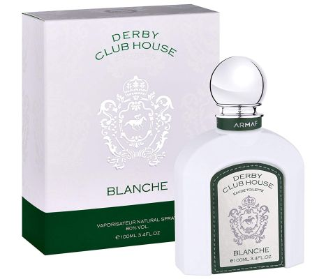 Best Armaf fragrances for Men: Derby Club House Blanche