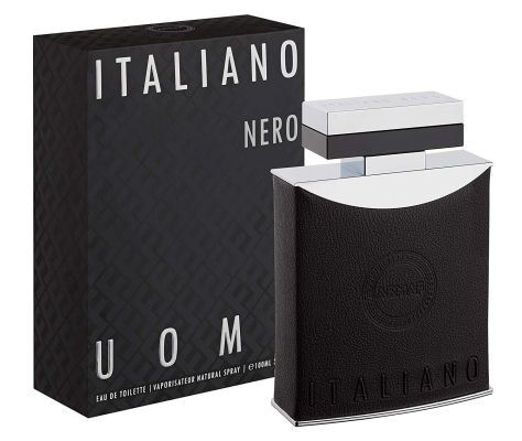 Best Armaf Fragrances for Men: Italiano Nero