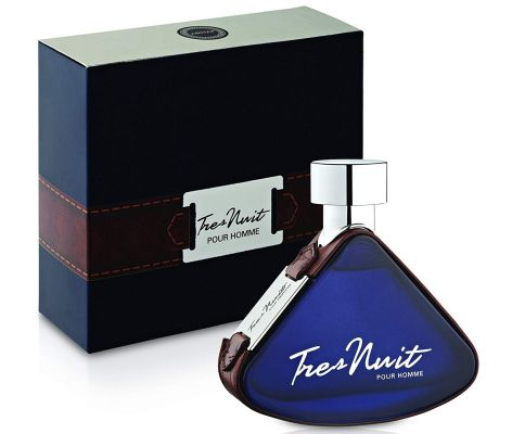 Best Armaf Fragrances for Men: Tres Nuit