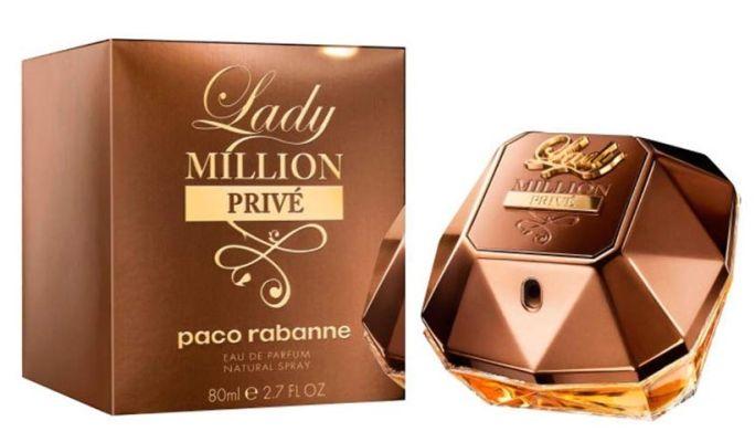 Best Clubbing Fragrances for Women: Lady Million Prive