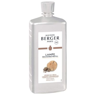 Best Lampe Berger Oriental room fragrances: Virginia Cedarwood