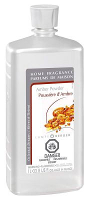 Best Oriental Lampe Berger Fragrances: Amber Powder