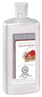 Best Oriental Lampe Berger home fragrances: Mystery Patchouli