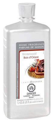 Best Oriental Lampe Berger Fragrances: Winterwood