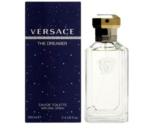 Best Tobacco Fragrances for Men: The Dreamer by Versace