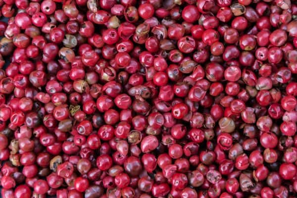 Image of pink pepper