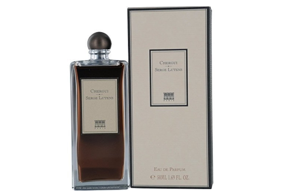 Best tobacco fragrances for men:  Chergui by Serge Lutens