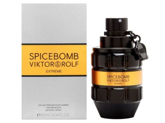 Best Tobacco Fragrances for Men: Spicebomb Extreme by Viktor&Rolf
