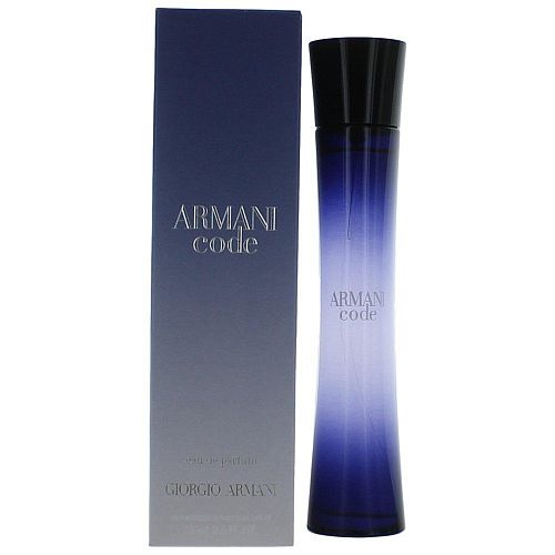Perfume for older women: Armani code