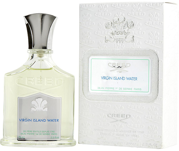 Coconut Perfume: Creed Virgin Island