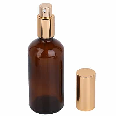 Fragrance decants atomizer