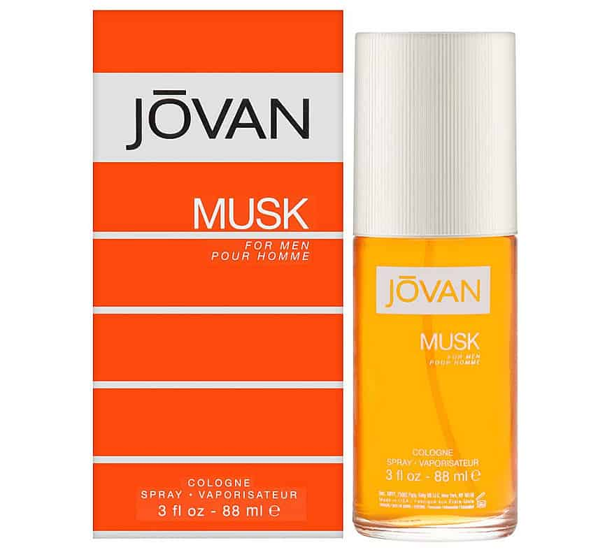 Jovan Musk is one of the classic, best lavender colognes