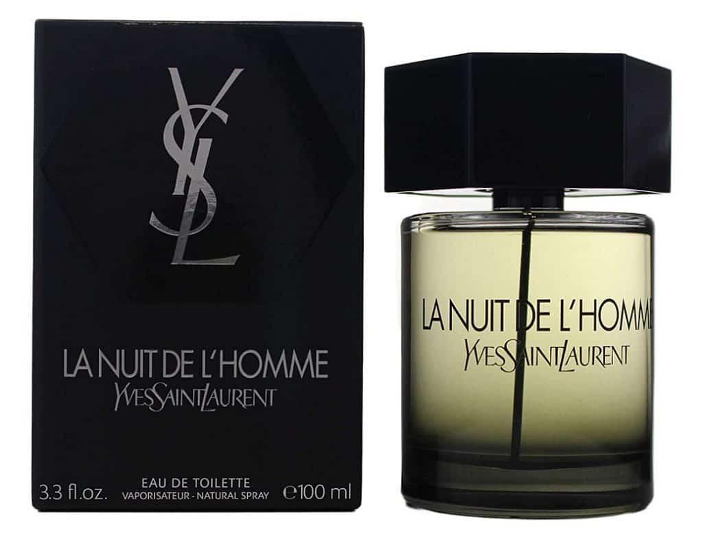 La Nuit de L'Homme is a unique Lavender Cologne, one of the best around