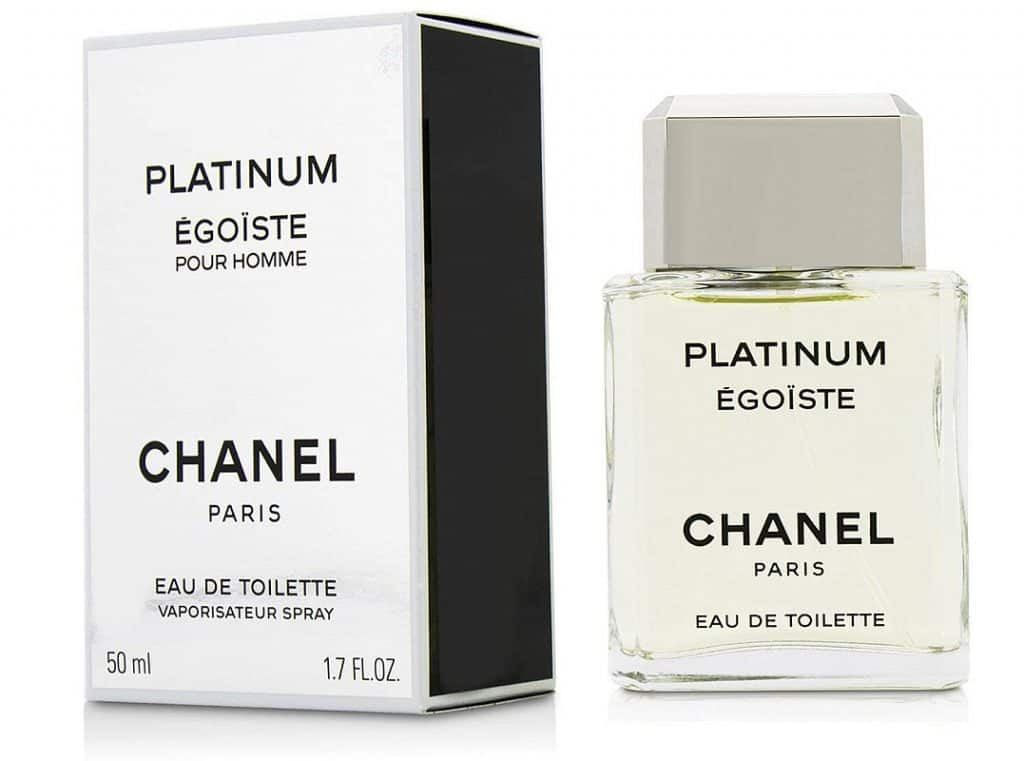 Platinum Egoiste by Channel